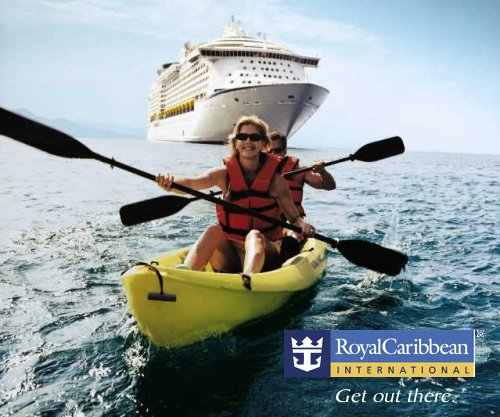 Royal Caribbean International Contact Me E-Card