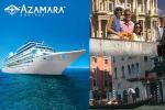 Azamara Cruises Contact Me E-Card