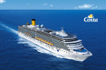Costa Cruises Contact Me E-Card