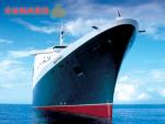 Cunard Line Contact Me E-Card