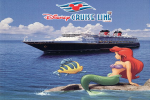 Disney Cruise Line Contact Me E-Card