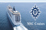 MSC Cruises Contact Me E-Card