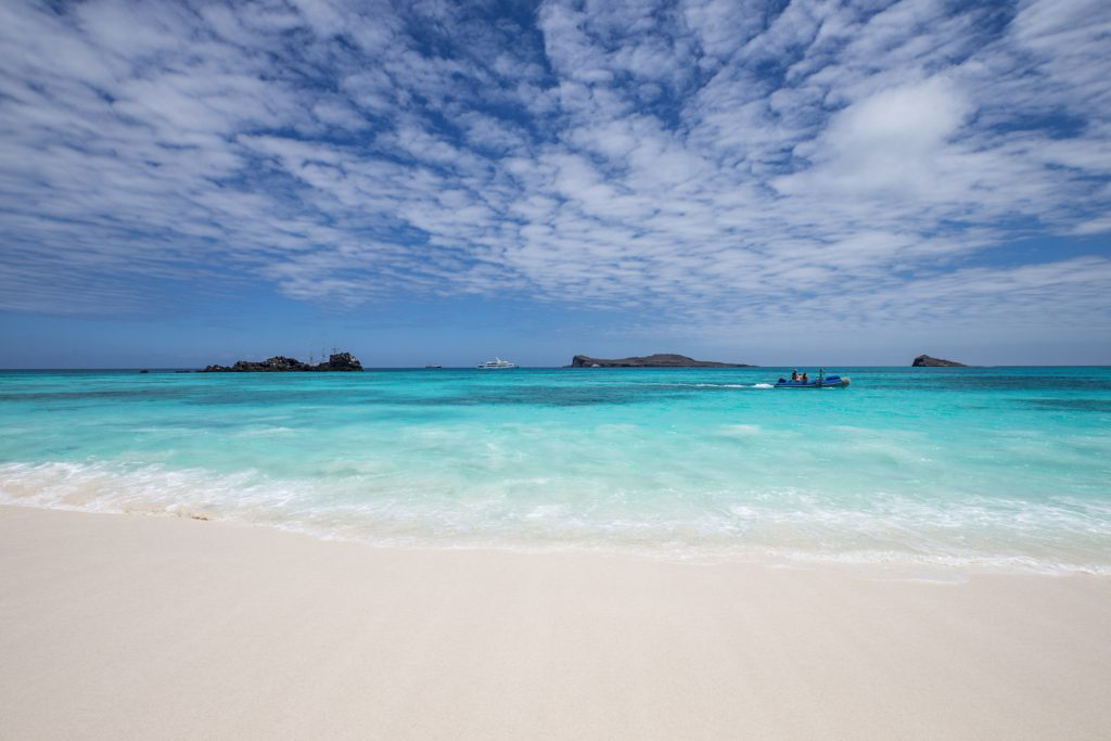 Daniel Allen Galapagos Beach