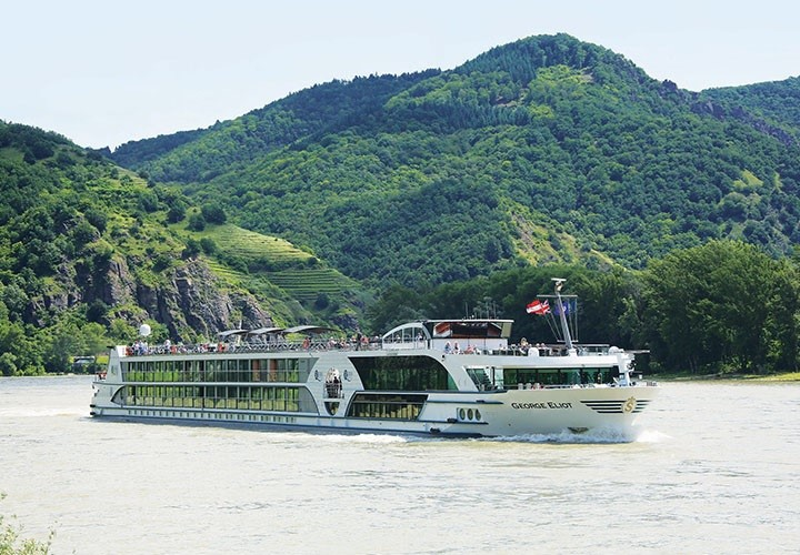 Images courtesy of Riviera River Cruises