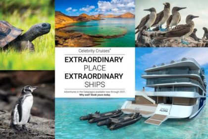 Two Ships, Countless New Experiences: Celebrity Cruises Unveils 2021 Galapagos Deployment