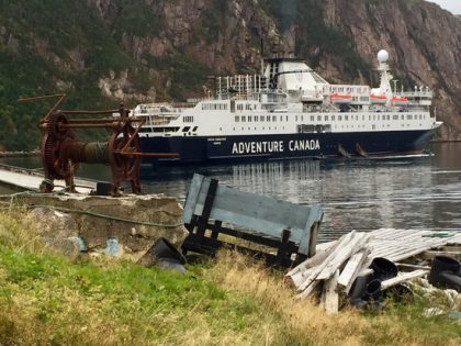 An Extraordinary Circumnavigation of Newfoundland