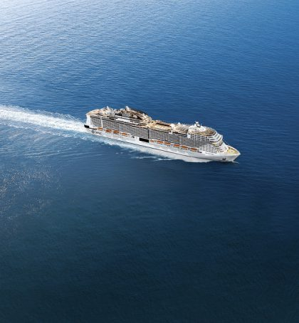 MSC Cruises reveals unique features of flexible and engaging MSC Bellisima retail offer