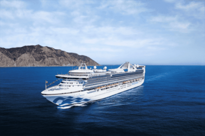A Fantastic Princess Cruises Sale with Up to 40 Percent Off Select Spring and Summer 2019 Cruises and Cruisetours
