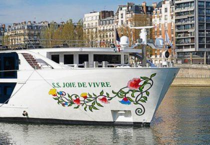 Cruising in France: Uniworld's Seine Super Ship