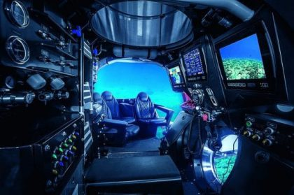 Scenic Reveals First Interior Images of Scenic Eclipse's Submarine – Scenic Neptune