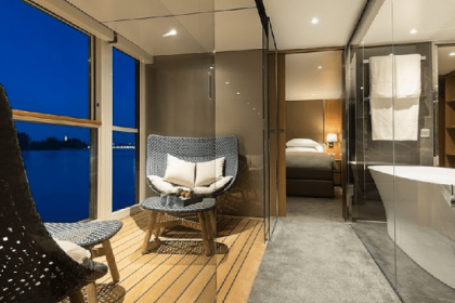 Scenic's Redesigned Space-Ship on Rhine, Main and Danube Rivers Offer Guests More