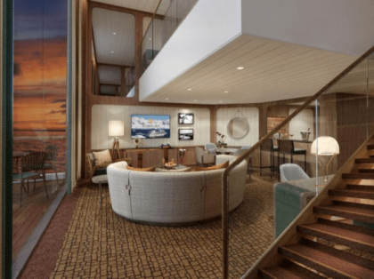Seabourn Unveils Stunning Premium Suites on New Ultra-Luxury Purpose-Built Expedition Ships