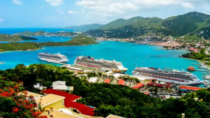 Crown Cruise Vacation Cruise Deals for May 2019