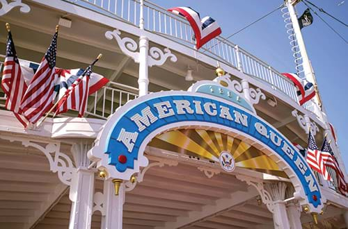 image courtesy of American Queen Steamboat Company