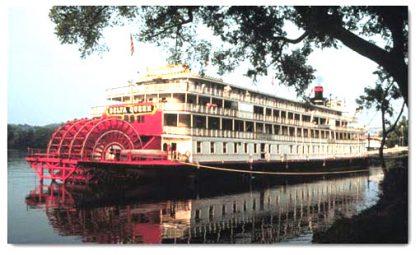 Historic Delta Queen's Resident Ghost