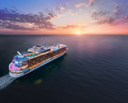 Royal Caribbean Reveals Homeport And Name Of Fifth Oasis Class Ship … World's Largest Cruise Ship to Sail from China