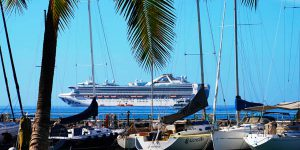 Destination Hawai'i With Princess Cruises' Grand Princess: Views & News