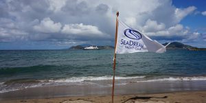Champagne Dreams: Round Trip from Marigot, St. Martin, on the SeaDream II