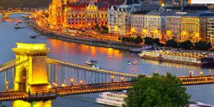 Riviera River Cruises Launches New Christmas, New Year's Cruises on Danube, Rhine