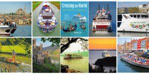 Cruising the World –From Gondolas to Megaships
