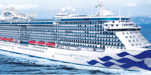 Princess Majestic Princess To Sail Mexican Riviera And California From Los Angeles