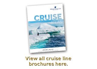 Cruise Line Brochures