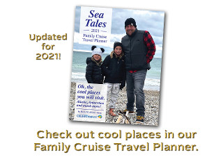 Family Cruise Travel Planner 2021
