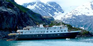 Expedition cruise to Alaska on UnCruise's Wilderness Explorer
