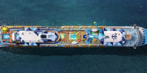 """Royal Caribbean Says """"Shalom, Israel"""" With Odyssey of the Seas Debut —New Innovative Ship to Launch With Cruises from Haifa, Israel"""