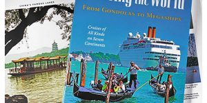 Cruising the World: From Gondolas to Megaships, By Dennis Cox, All Things Cruise Official Photographer