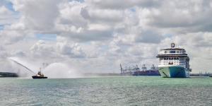 MSC Virtuosa Arrives In Southampton, Ready To Restart Cruising In The UK