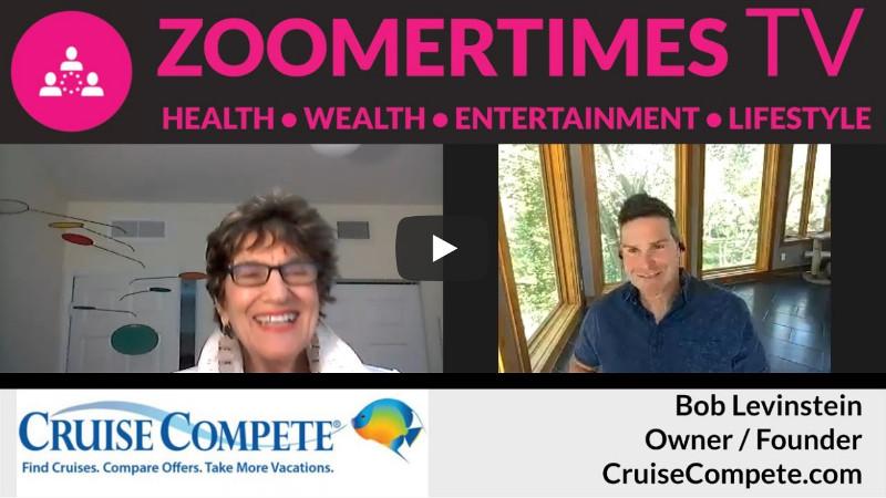 Bob Levinstein Interview on ZoomerTimes TV