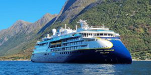 Lindblad Expeditions' National Geographic Resolution Completes Sea Trials