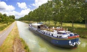 L'Impressionniste Photo courtesy of European Waterways