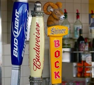 The addition of Shiner Bock beer on draft is popular on the Magic cruise out of Galveston.