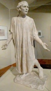 Maryhill has 87 works by Rodin.