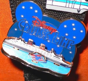 Jacob Marvel traded for this favorite Disney pin.