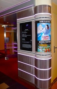 Thrill Theater is a first for Carnival Cruise Lines.