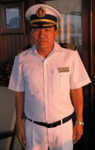 Van Truan, the captain