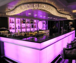 Casino Bar on Oceania's Marina