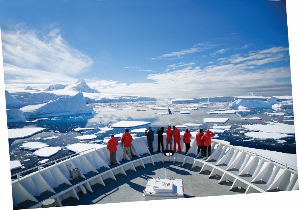 Antarctica Adventure Cruise | Lindblad Expeditions