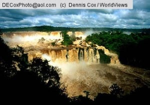 Brazli's Iguassu Falls