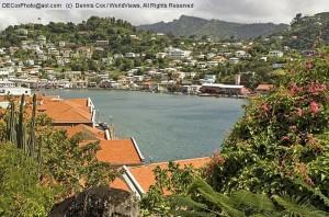 Grenada:  Harbor at Saint George's