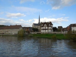 Along the Seine River from the Avalon Waterways Creativity