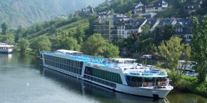 AmaWaterways Becomes First U.S.-Based River Cruise Operator to Resume European Sailings