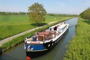 Art de Vivre Photo courtesy of European Waterways