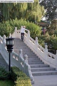 Beijing's Chang Pu River park