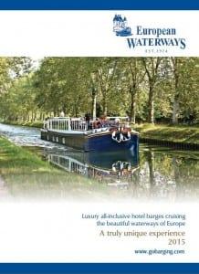 European Waterways 2015 Brochure
