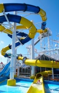 Carnival Dream Water Slide