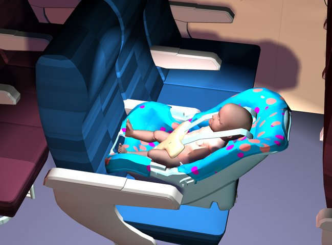 The Safest Way For Your Baby To Fly Allthingscruise